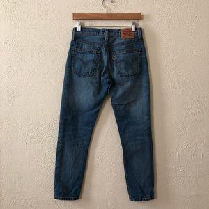 Levi's Jeans - Levi's 501 Taper Jeans 24